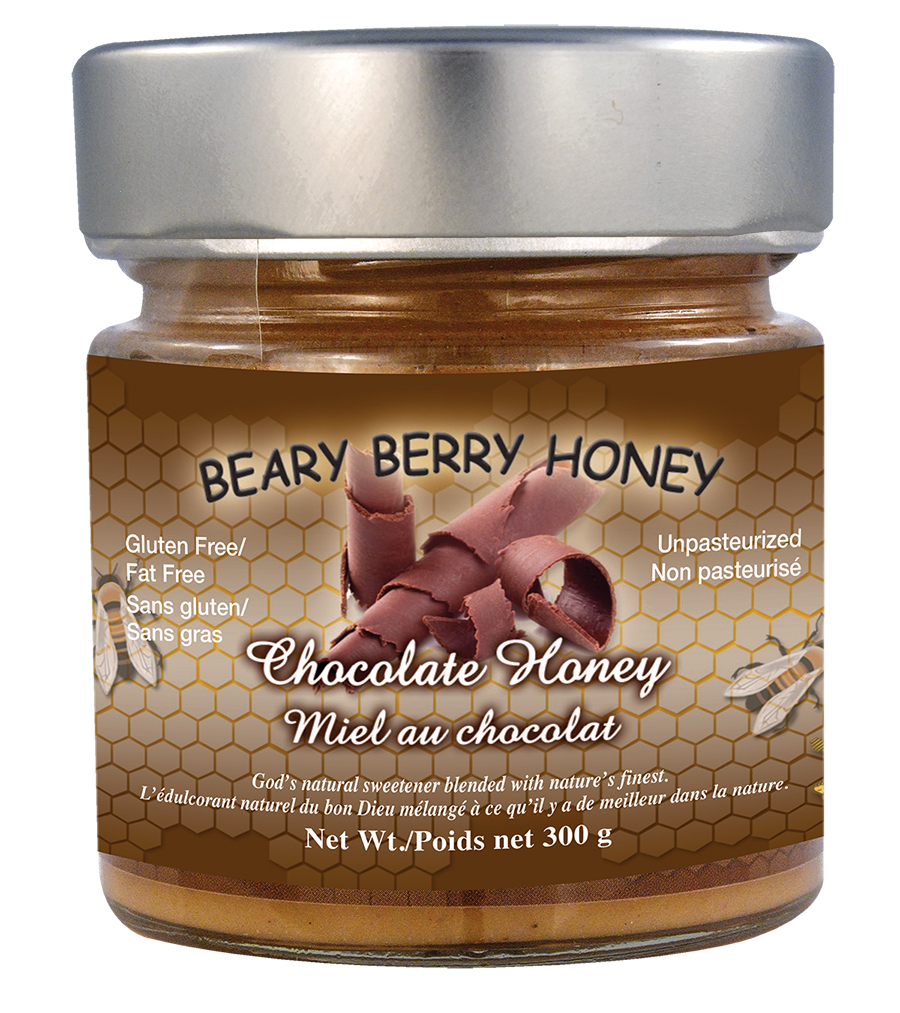 Chocolate Honey 300g