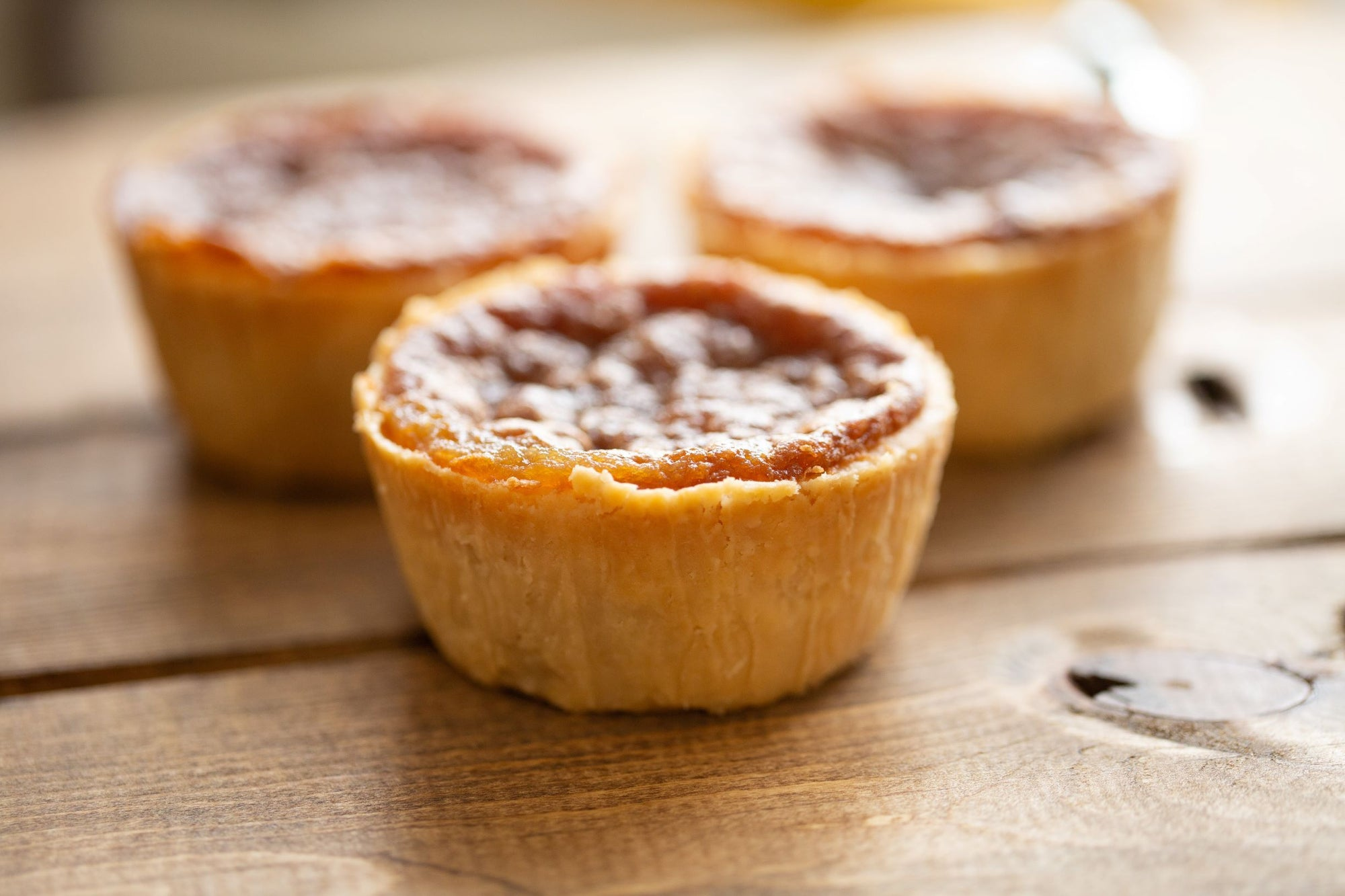 Chocolate Chip Butter Tarts