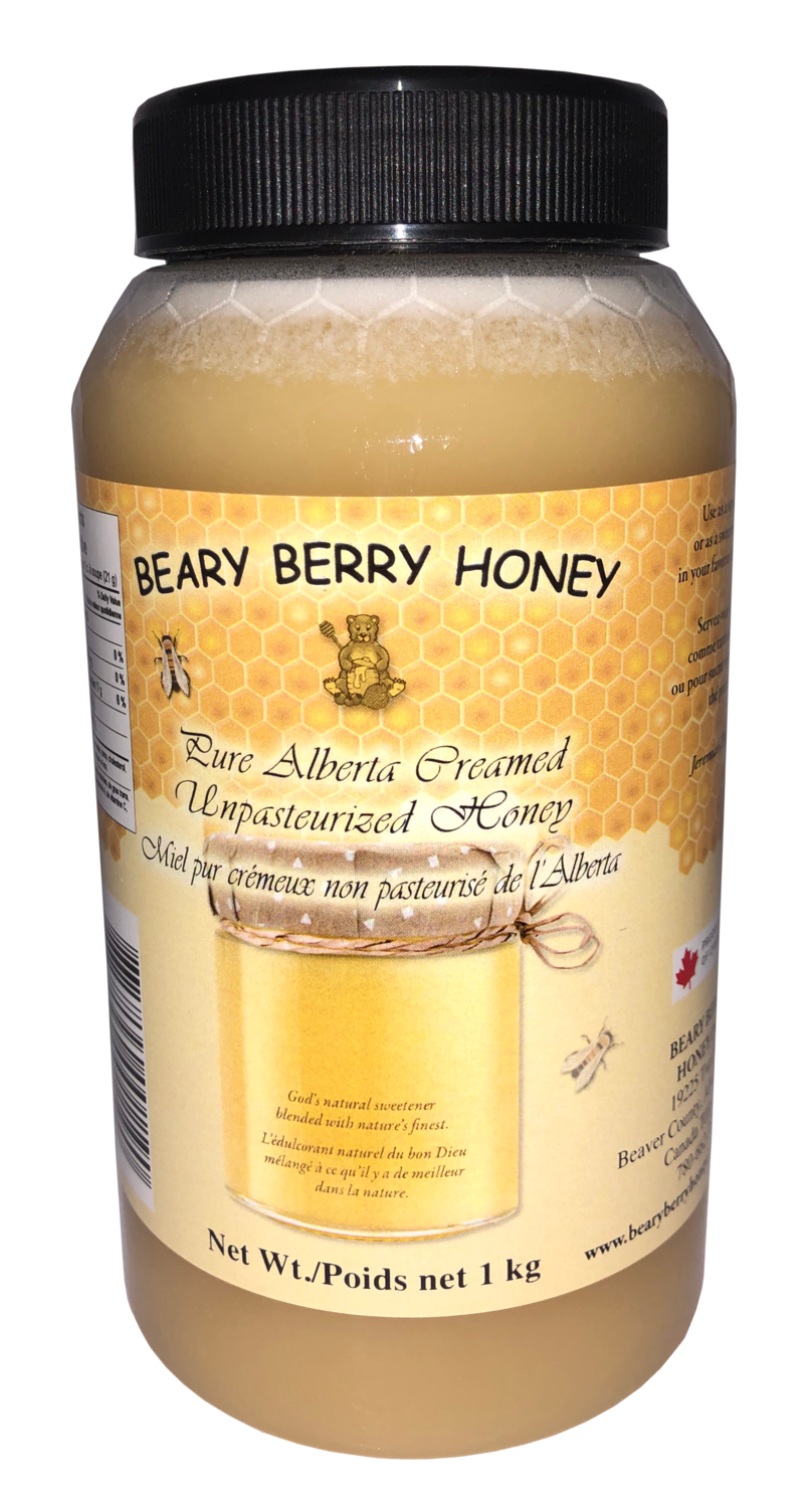 Liquid Honey 1kg
