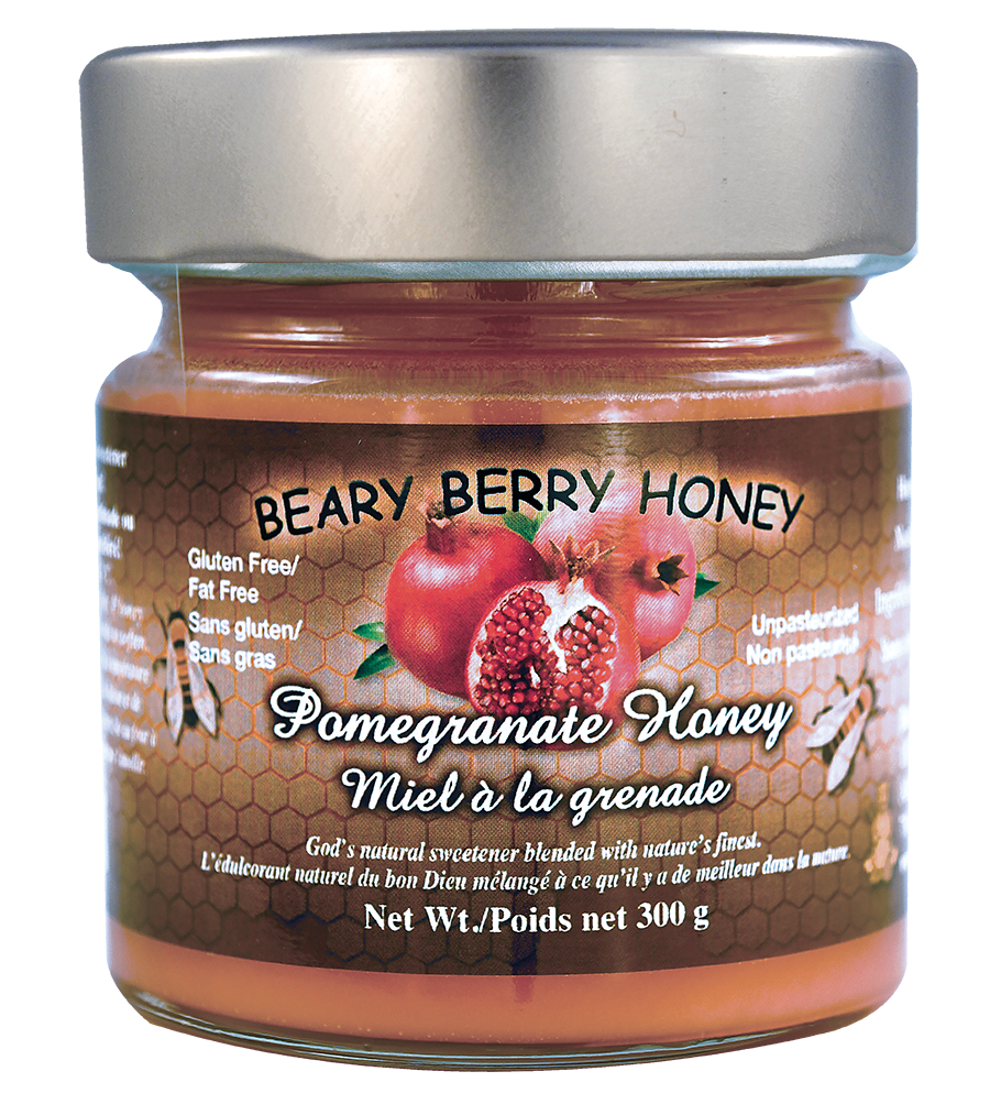Pomegranate Honey 300g