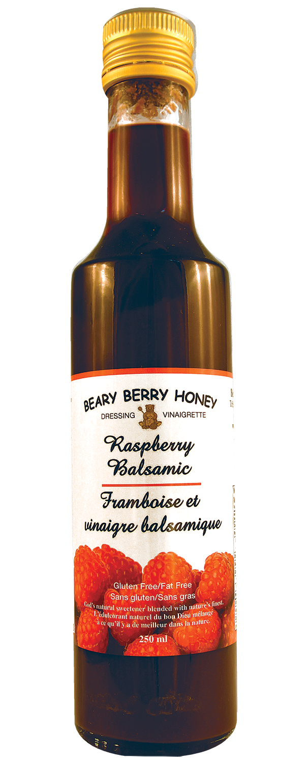 Raspberry Balsamic Vinaigrette