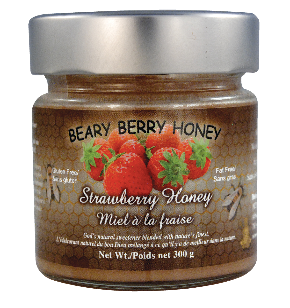 Strawberry Honey 300g