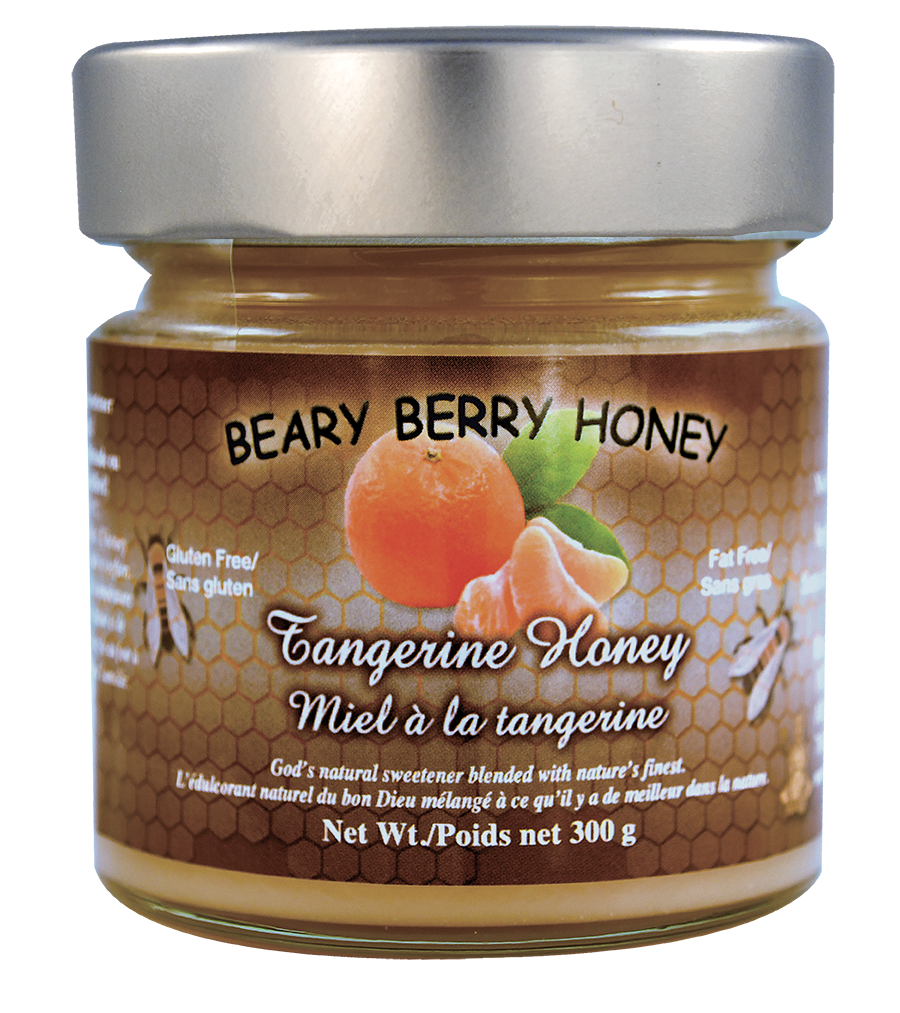 Tangerine Honey 300g