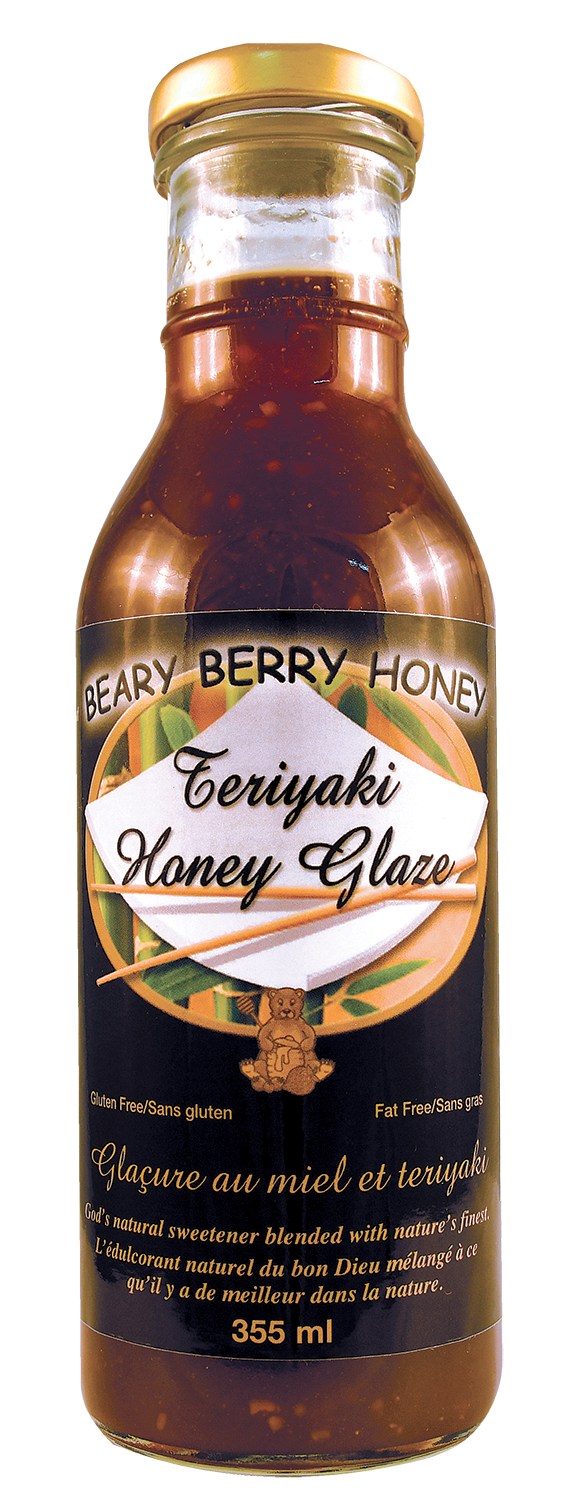 Teriyaki Honey Glaze