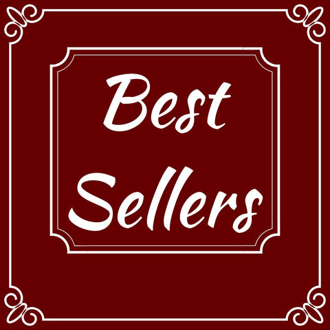 Our Best Sellers-Most Popular Items!!