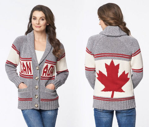 real wool shop canada cardigan