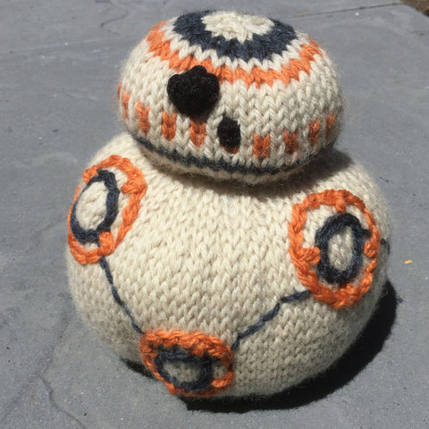 BB-8 real wool shop carleton place