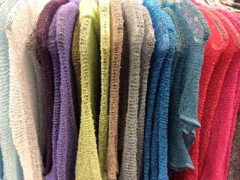 Caplet colors at the Wool Shop