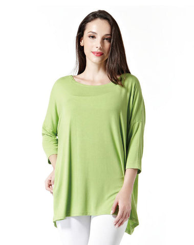Rayon from Bamboo Top- 3/4 Sleeve-010