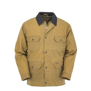 Jacket - Oilskin - Gidley - Men's