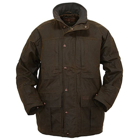 Oilskin Deer Hunter Jacket-Mens 2180