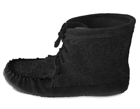 Moccasin Suede -Ladies 292022
