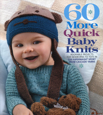 Book 60 More Quick Baby Knits