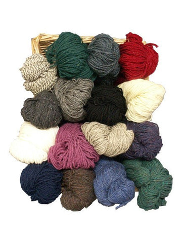 Yarn - Briggs & Little Regal - 100% Canadian Wool