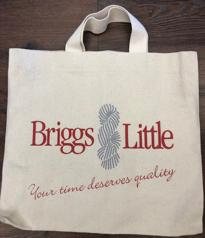 Canvas Tote - Briggs and Little - Canadian 🍁