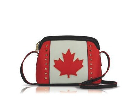 Purse with Canada Flag