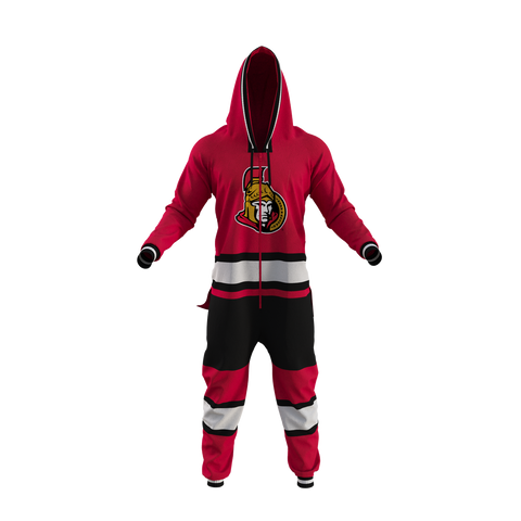 Senators Licenced Onesie