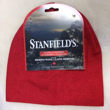 Hat-Stanfield's Merino Wool-Mens 8811