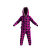 pink pook onesie youth real wool shop