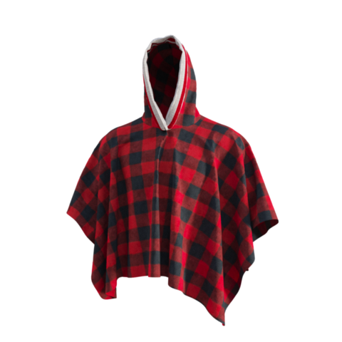 Poncho Fleece Pook