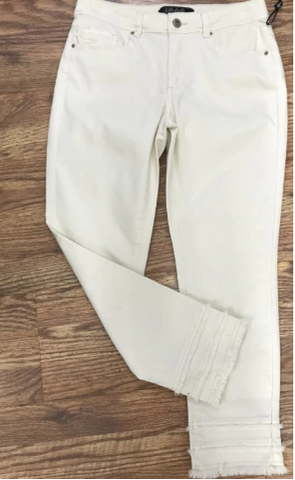 Pant - Ankle - Cotton Mix