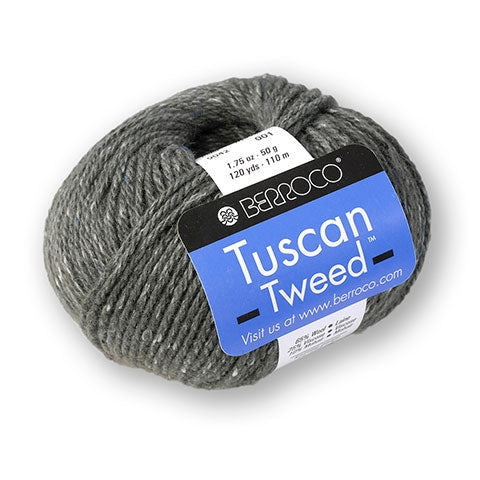 Yarn - Berroco Tuscan Tweed - Wool/Viscose/Mohair