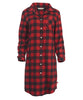 Flannel Nightshirt-Ladies