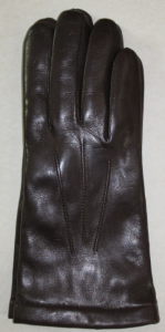 Mens Lambs Wool Lined Leather Gloves