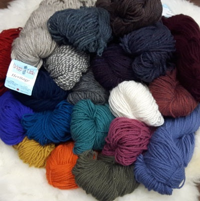 Yarn -  Briggs & Little Heritage - 100% Canadian Wool