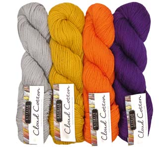 Yarn - Estelle Cloud Cotton - 100% Pima Cotton