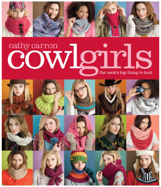 Book Cowlgirls the Neck's Big Thing to Knit