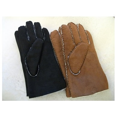 Gloves - Lambskin Suede - Men's