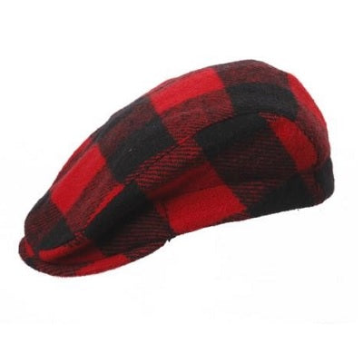 Hat - Buffalo Check Ivy Cap
