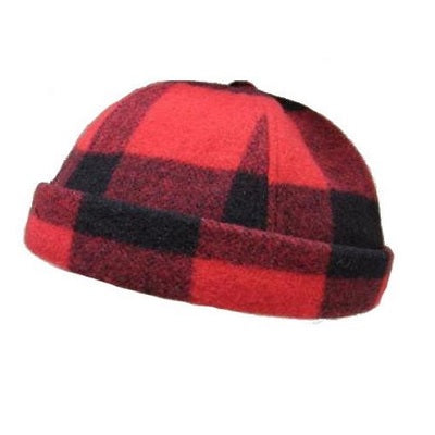 Hat - Wool Beanie Men's