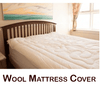 Canadian Wool mattress cover / pad