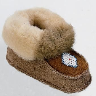 Moccasins Lambskin Infant