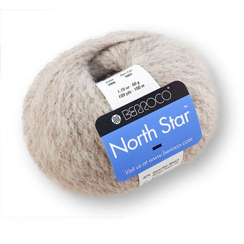 Yarn - Berroco North Star Discontinued -  Superfine Alpaca/Nylon