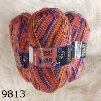 Yarn - Opal Jazz Sock Yarn