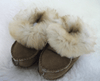 Lambskin Infant Moccasins