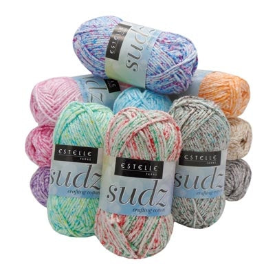 Yarn - Estelle Sudz Crafting Cotton Spray