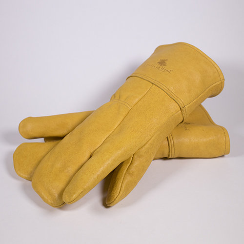 Mittens Trigger - Moose hide or Deerskin-Mens 336