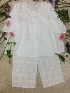 Cotton PJ Set 838