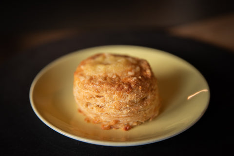 Chilli cheese scone