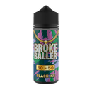 Broke Baller - Black Ice 80ml Shortfill E-Liquid