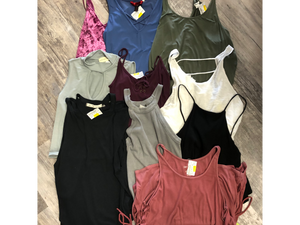 Tank Top bundle 8-Size Medium