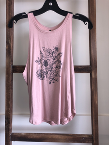 Kendall & Kylie Tank Top Size Medium