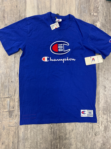 Champion Short Sleeve Top Size Large