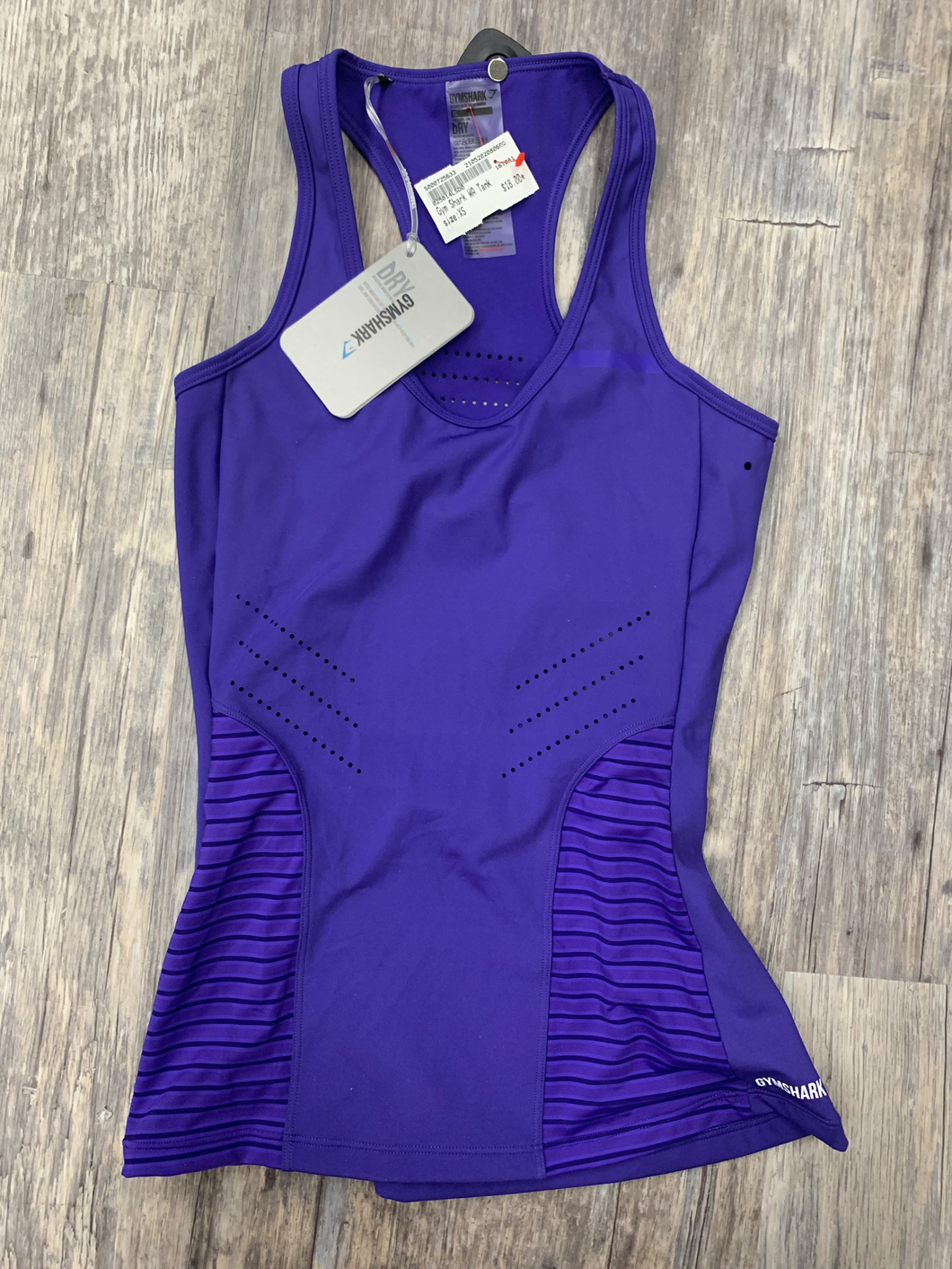Athletic Top Size Extra Small