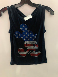 Disney Tank Top Size Small