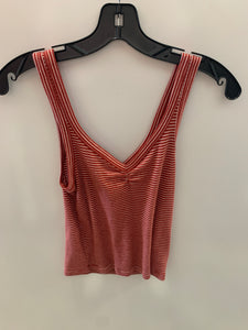 Truly Madly Deeply Tank Top Size Small